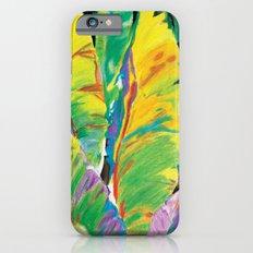 Exotic Leaves iPhone 6s Slim Case