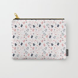 cute cacti in the desert Carry-All Pouch
