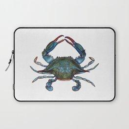 Maryland Blue Crab Laptop Sleeve