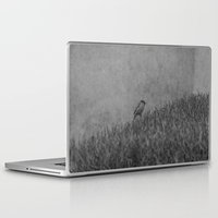 alone Laptop & iPad Skins featuring Alone by Iveta S.