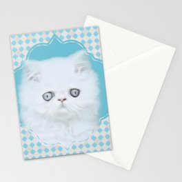 Lord Aries Cat - Art 001 Stationery Cards