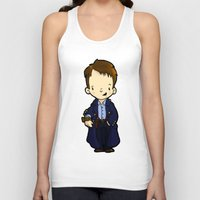 jack Tank Tops featuring JACK by Space Bat designs
