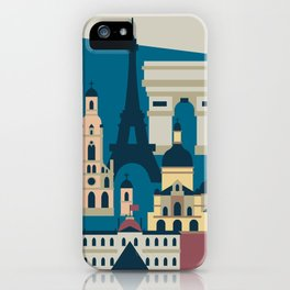 Paris - Cities collection  iPhone Case