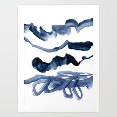 irregular 1 Art Print
