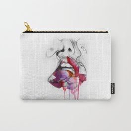 Threesome  Carry-All Pouch