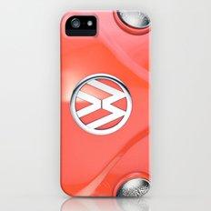 Big Orange iPhone (5, 5s) Slim Case