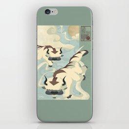 Original Bending Masters Series: Sky Bison iPhone Skin