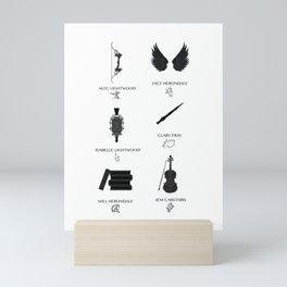 Nephilim Mini Art Print