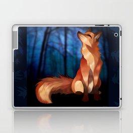 Wild At Heart Fox Laptop & iPad Skin