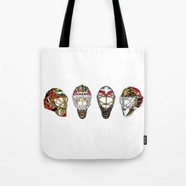 Ottawa - Masks Tote Bag