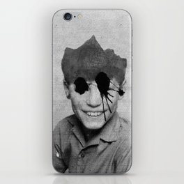 A Content Detonation iPhone Skin