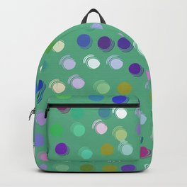 Giggle dots pattern Backpack