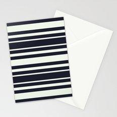 Tisker Black & White Stationery Cards