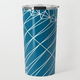 Origami Wave Travel Mug