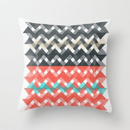 Range Throw Pillow