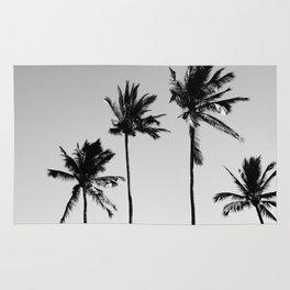 cocotier noir Rug