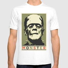 Monster (Boris Karloff) T-shirt