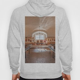 Antique kitchen for professional use Hoody