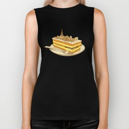 Hungry for Travels: Slice of Paris Biker Tank