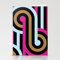 infinity Stationery Cards featuring Infinity by Michelle Nilson