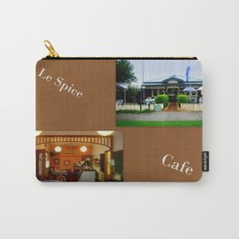 Le Spice Cafe Carry-All Pouch