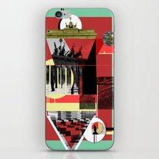 Berlin. iPhone & iPod Skin