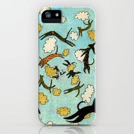 Animal Skies iPhone Case