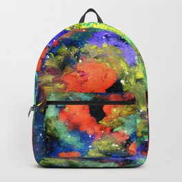 Colorful Chaos Backpack