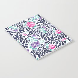 floral animal Notebook