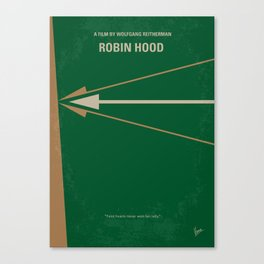 No237 My Robin Hood mmp Canvas Print