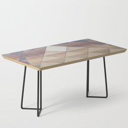 Pyramid Sun Fog Coffee Table