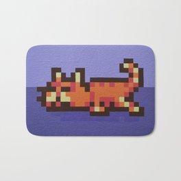 Stardew Cat Bath Mat