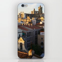 archaeological museum to Catedral de Santa María de Tarragona iPhone Skin