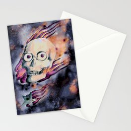 Death Star I Stationery Cards