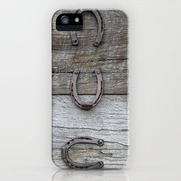 Luck symbols - Glueckssymbole iPhone Case