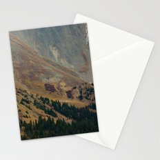 warm valley Stationery Cards