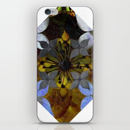 dogwoods abstract iPhone Skin