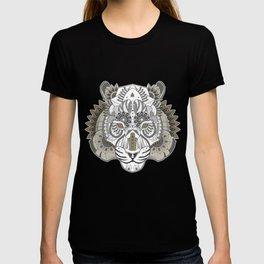 Zentangle Tiger 02  T-shirt