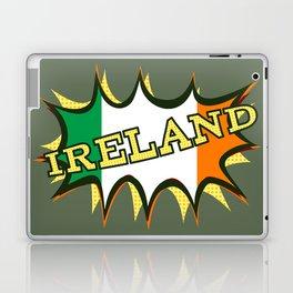 Ireland Patrick's day Laptop & iPad Skin