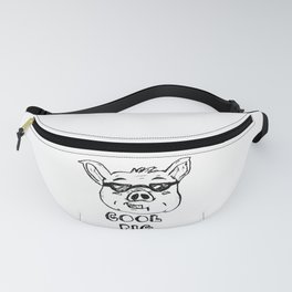 Cool Pig Fanny Pack