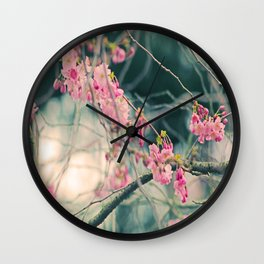 Dreamtime in Spring Wall Clock