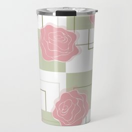 Everything's Coming Up Roses Travel Mug