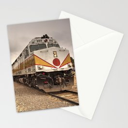 The Grand Canyon Railroad  Stationery Cards