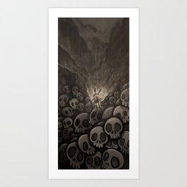 The Beast - 02 Art Print