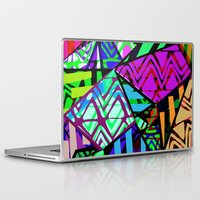 honeycomb Laptop & iPad Skins featuring Honeycomb by Sarah Bagshaw