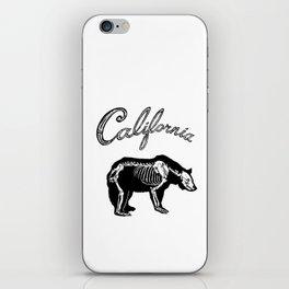 Golden State XRAY iPhone Skin