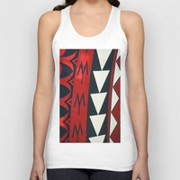 new zealand Tank Tops featuring NEW ZEALAND by K. Ybarra/FotoHAUS