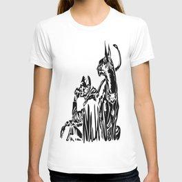 Freelancer & his sidekick T-shirt