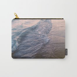 Sunset waves Carry-All Pouch