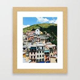 Casa Di Amici Framed Art Print